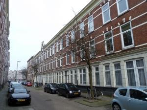 Bajonetstraat-Rotterdam